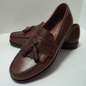 Men's Hush Puppies Slip On Shoes Size 10